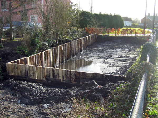Building Your Own Storage Shed Concrete Shed Base Suffolk